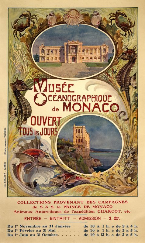vignettes of monaco