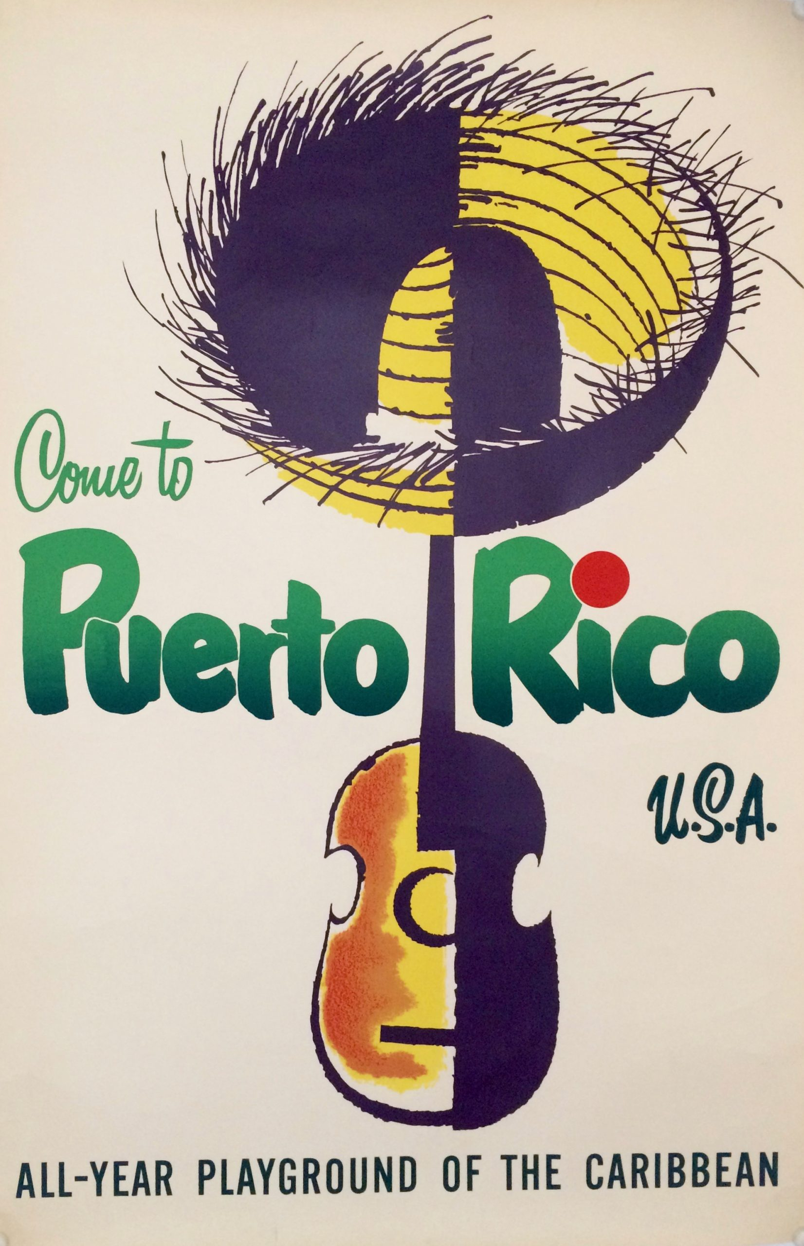 Come to Puerto Rico