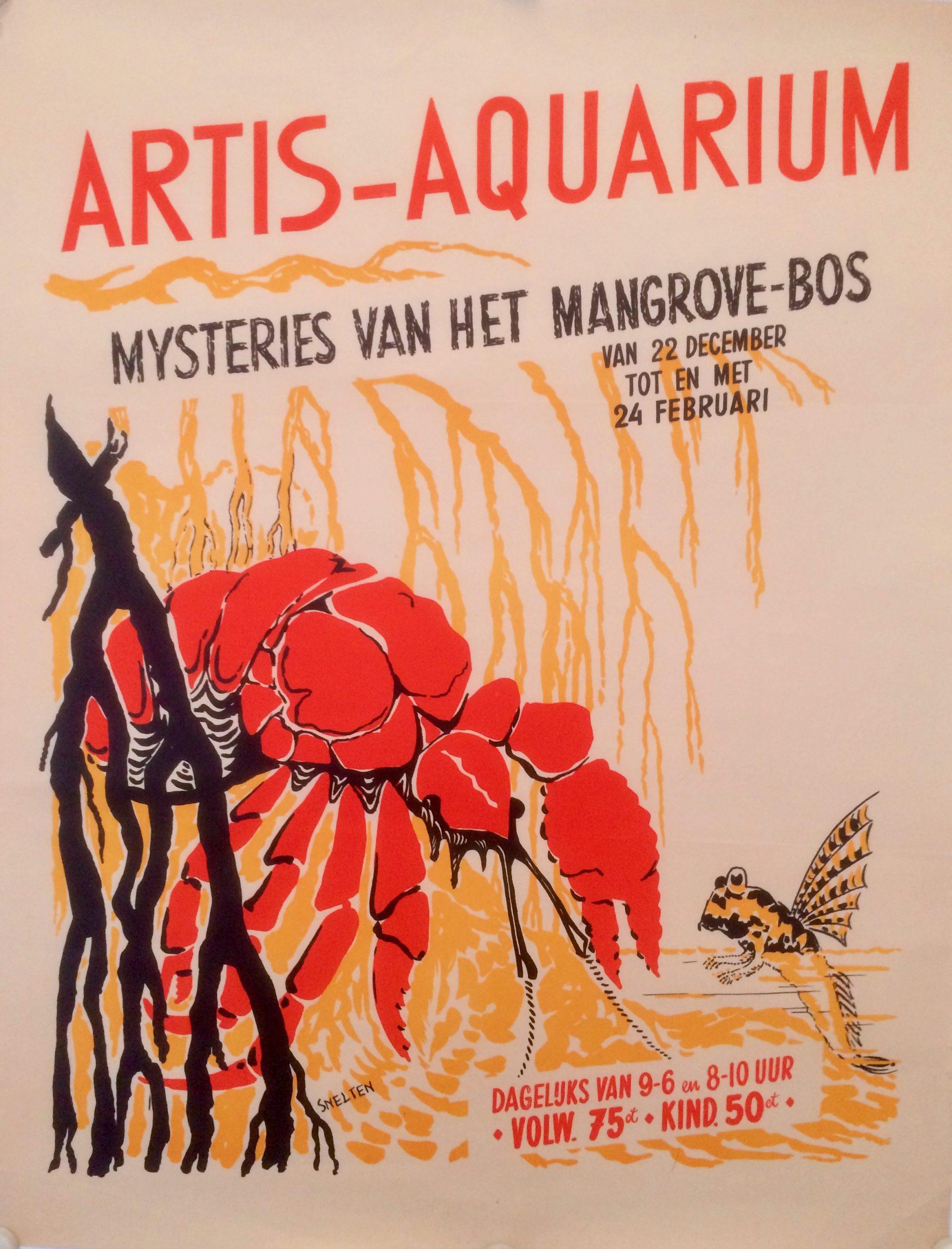 Aquarium at Artis Zoo