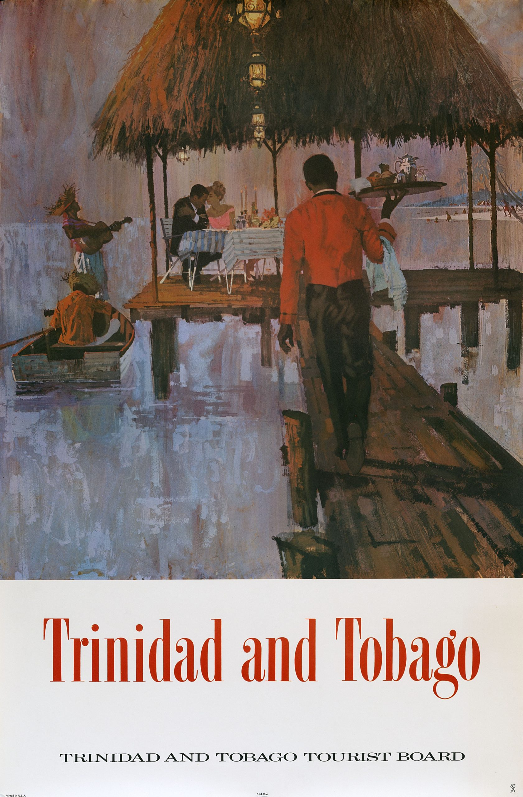 Trinidad and Tobago poster