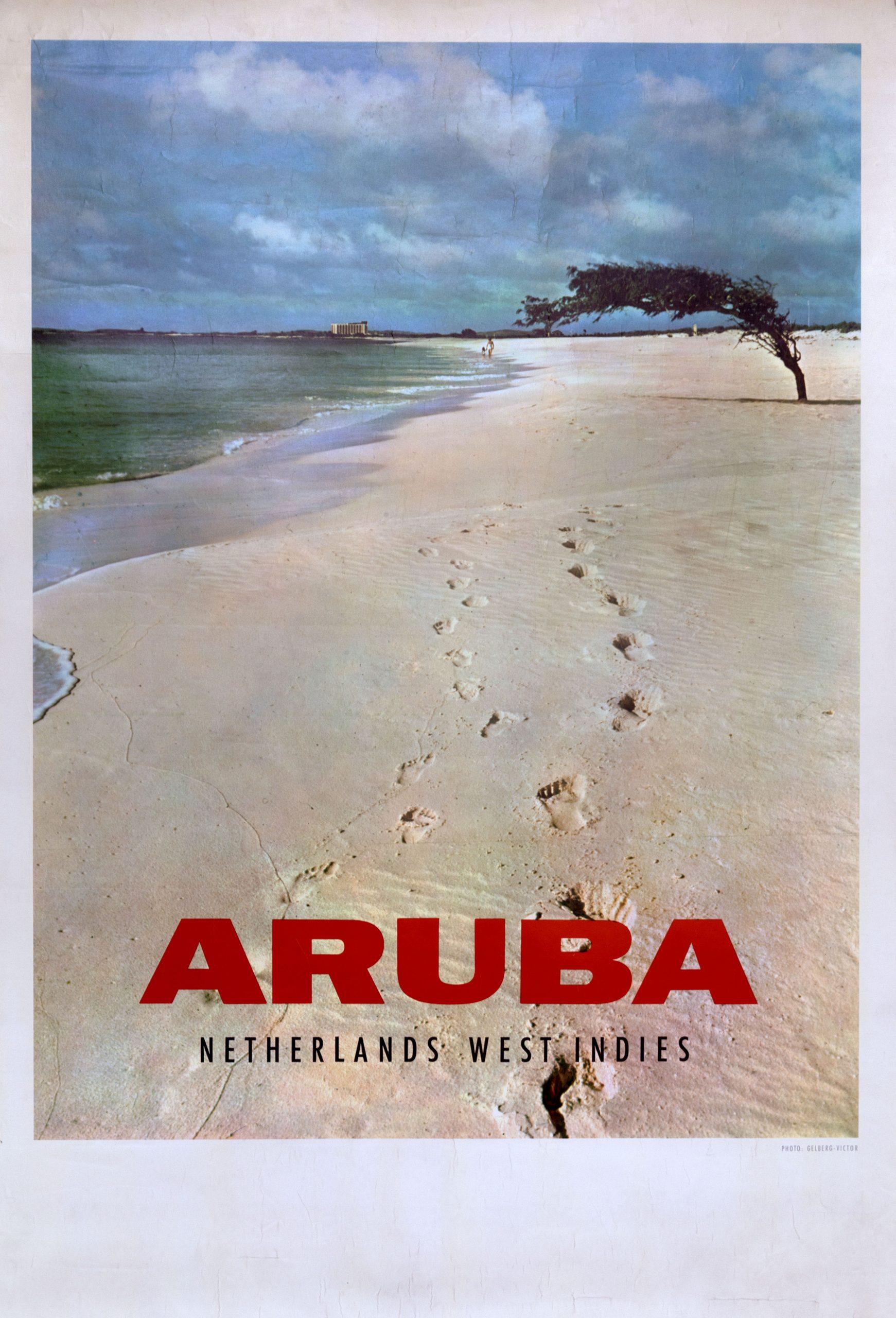 Aruba Netherlands West Indies poster