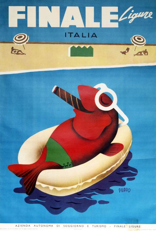 Finale, Ligure poster