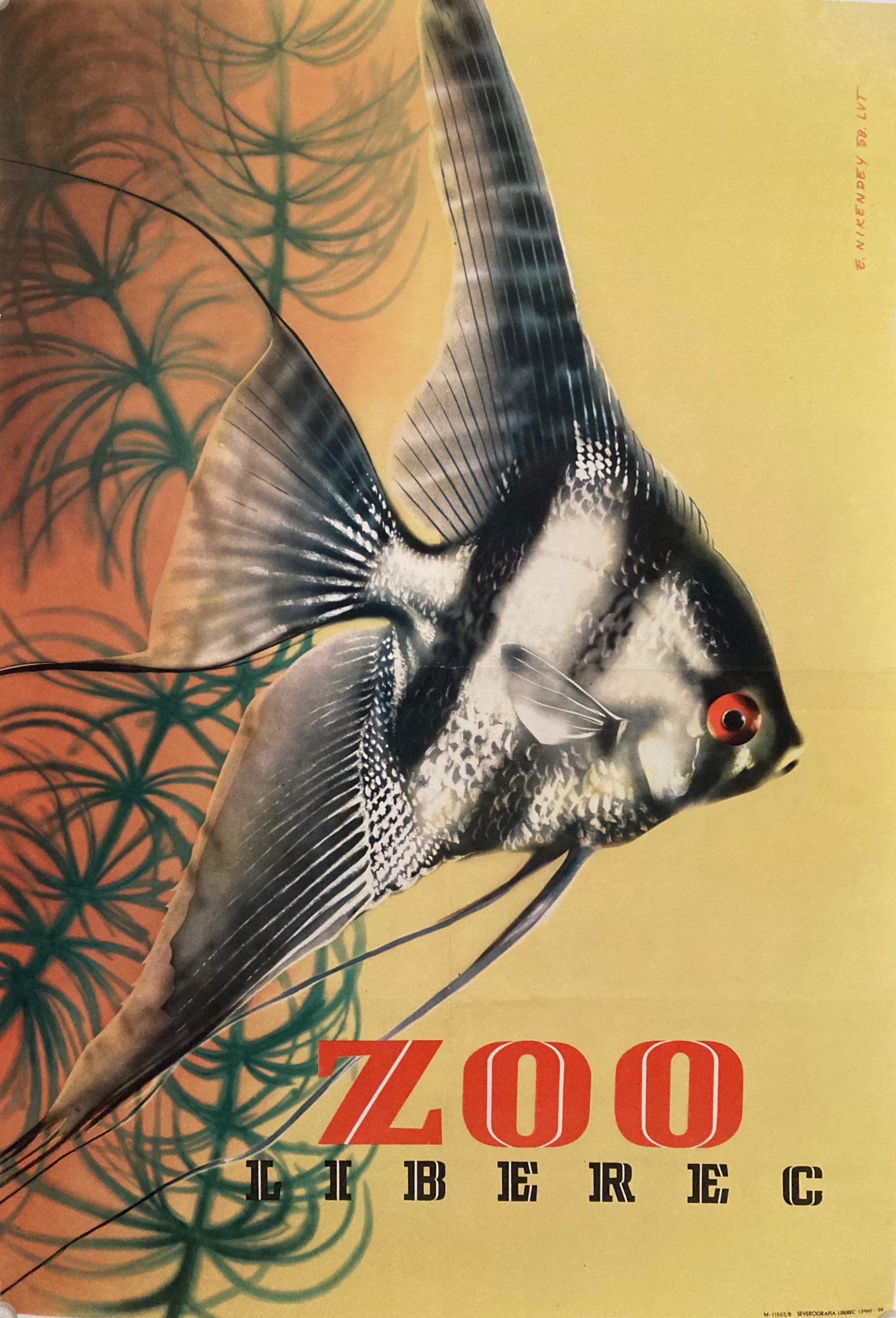 poster for Liberec Zoo