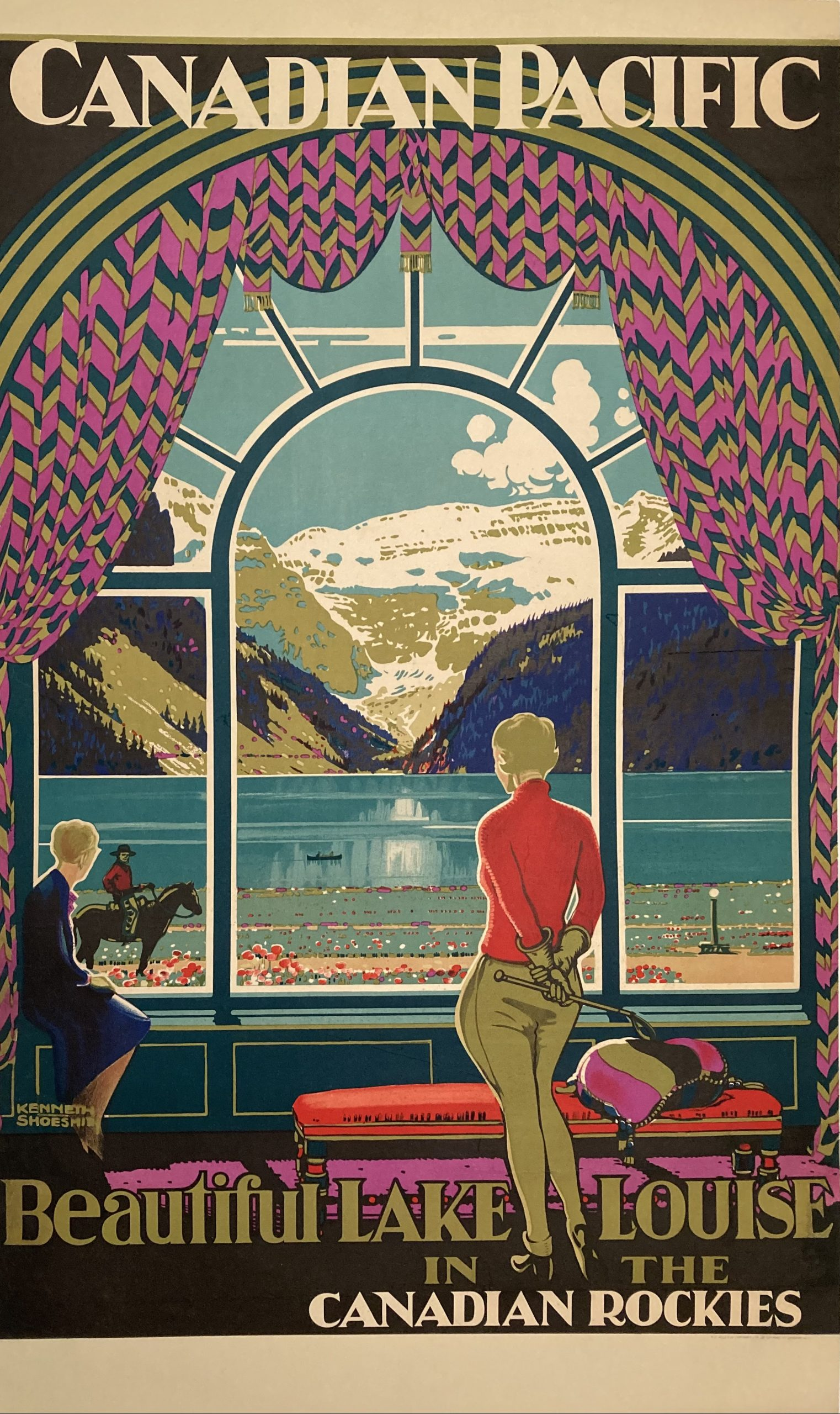 poster for Canadian Pacific