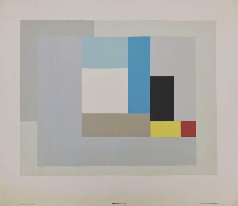Tate Gallery print Ben Nicholson